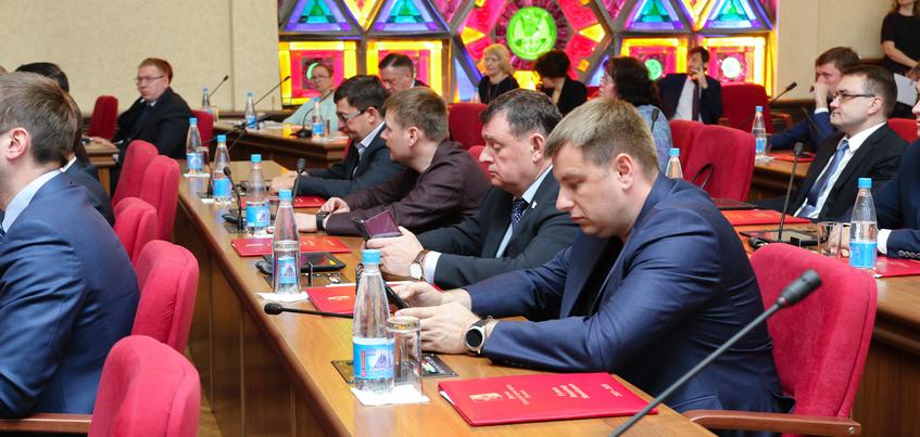 Конкурс на должность главы города объявили в Ижевске