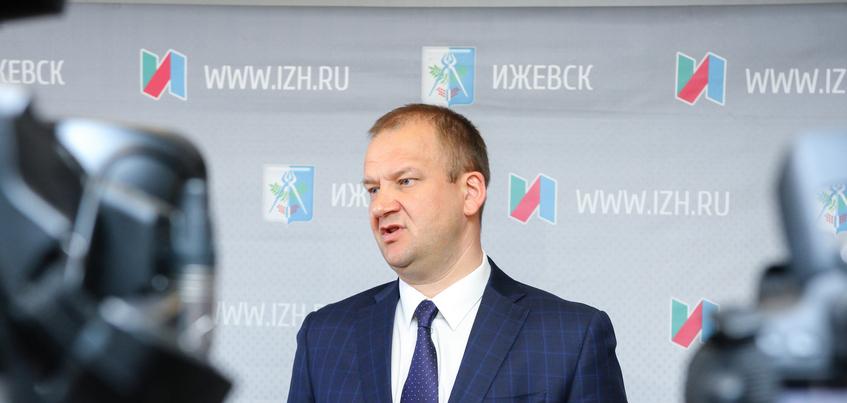 Олег Гарин примет участие в конкурсе на должность главы Ижевска
