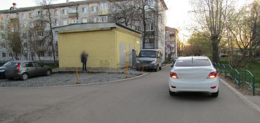 Иномарка сбила 4-летнюю девочку в Ижевске