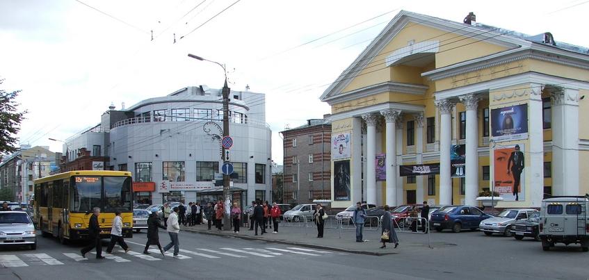 Здание кинотеатра«Дружба» в Ижевске внесли в реестр объектов с признаками культурного наследия