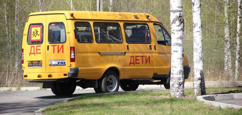 Фото: четыре сельские школы Удмуртии получили новые автобусы
