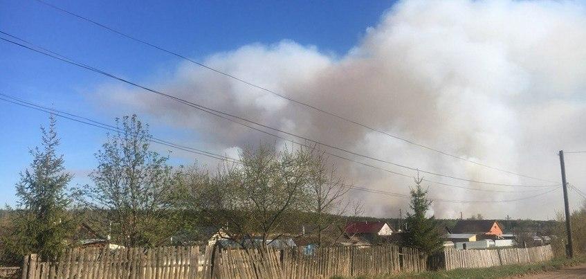 МЧС открыло горячую линию в связи с ЧП в Пугачево
