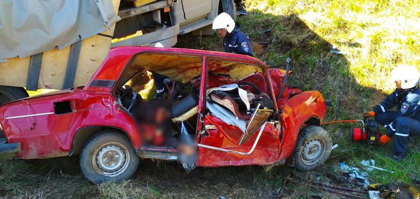 Два пенсионера и ребенок погибли в ДТП на Воткинском тракте