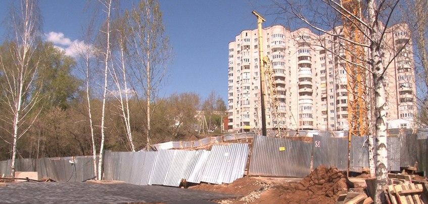 Администрация Ижевска: застройщик дома на Родниковой незаконно захватил участок земли