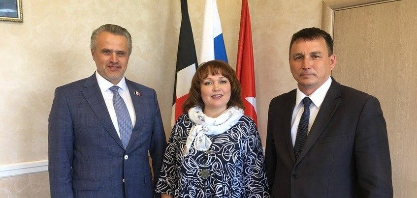 Александр Васильев стал новым главой Можгинского района
