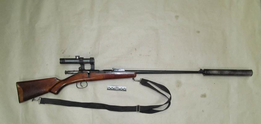 Жителя Удмуртии осудили за хранение оружия и гранаты
