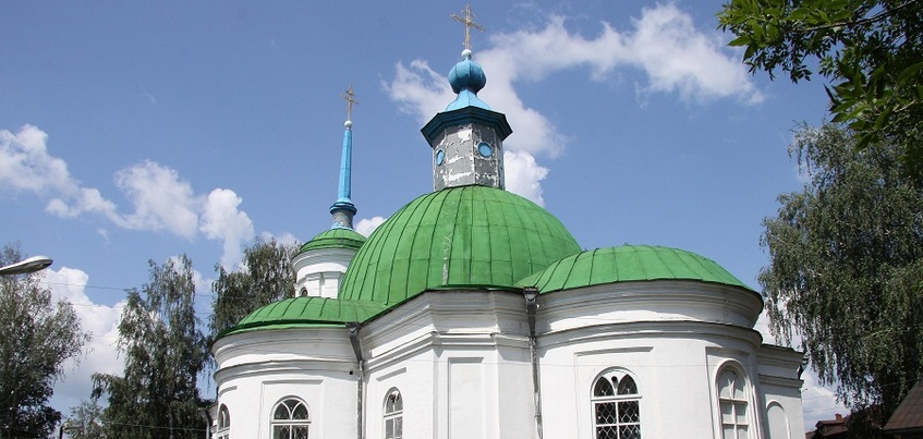 Почти 10 миллионов рублей направят на реставрацию церкви в Сарапуле