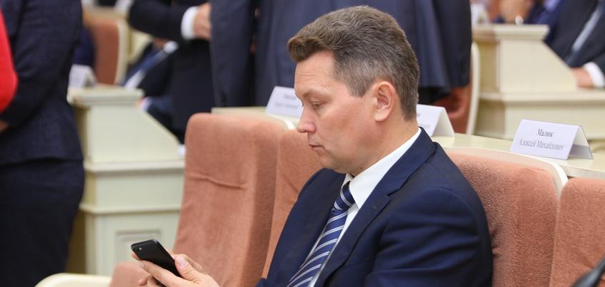 «Единая Россия» приостановила членство в партии депутата Госсовета Удмуртии