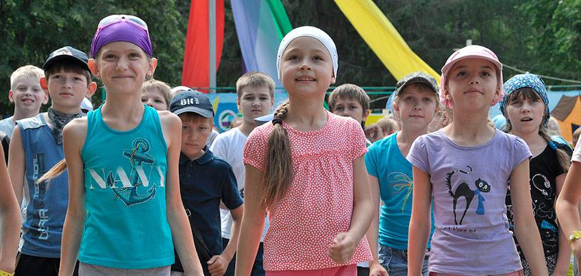 11 тысяч детей смогут посещать летом школьные лагеря в Ижевске
