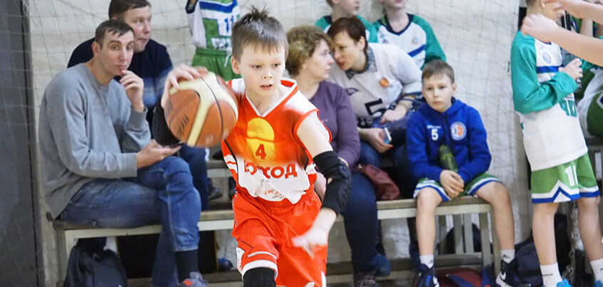 40 матчей за сезон и«расцвет» карьеры в 23 года: все о детском баскетболе в Ижевске