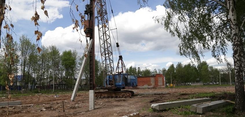 Новую школу начали строить в Ижевске