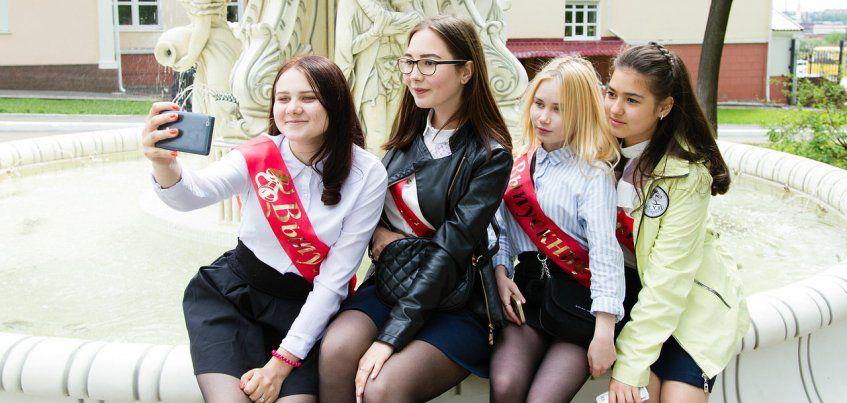 Фоторепортаж: как ижевские выпускники отметили Последний звонок