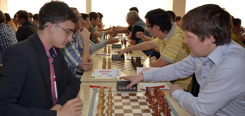 Этап Кубка России по шахматам пройдет в июне в Ижевске