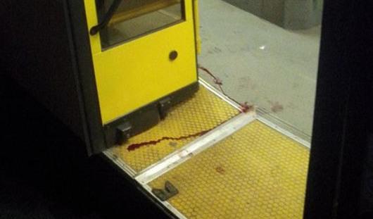 Ижевчанина, который напал с ножом на кондуктора и пассажиров автобуса № 8, закрыли в изоляторе временного содержания