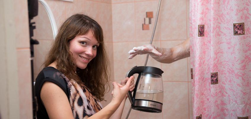 Жители 60 домов остались без горячей воды в Ижевске