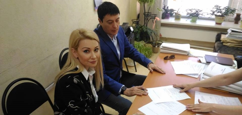 Директор ювелирного дома «Золото Маккены» подала документы на пост главы Ижевска