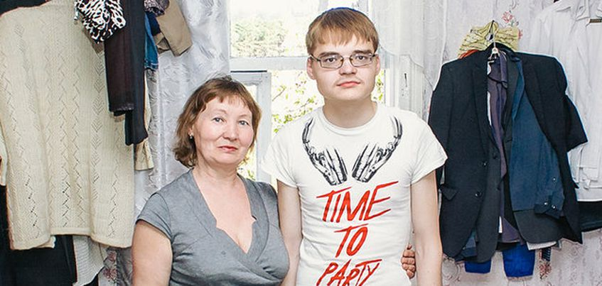 Нужна помощь: 16-летнему Саше Зашихину грозит слепота