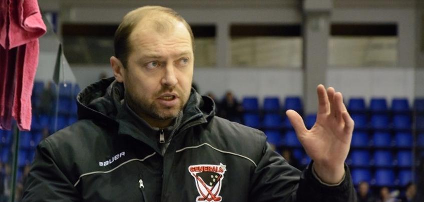 «Ижсталь» определилась с новым главным тренером