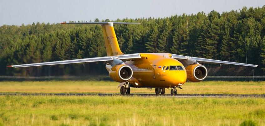 Летающие из Ижевска «Саратовские авиалинии» объявили об отмене всех рейсов
