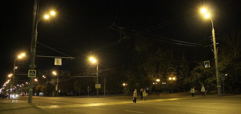 30 тысяч светильников планируют заменить в Ижевске