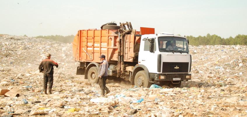 Нарушения на полигоне отходов под Ижевском выявила прокуратура