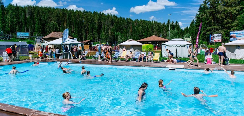 Летний сезон откроют 2 июня в «Нечкино»