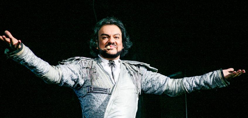 Филипп Киркоров пригласил ижевчан на концерт в честь Дня защиты детей