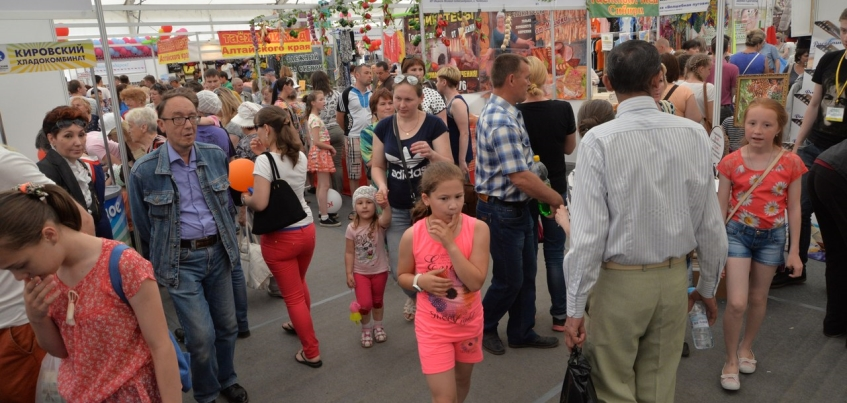 9 июня у ТРК «Столица» откроется Летняя ярмарка