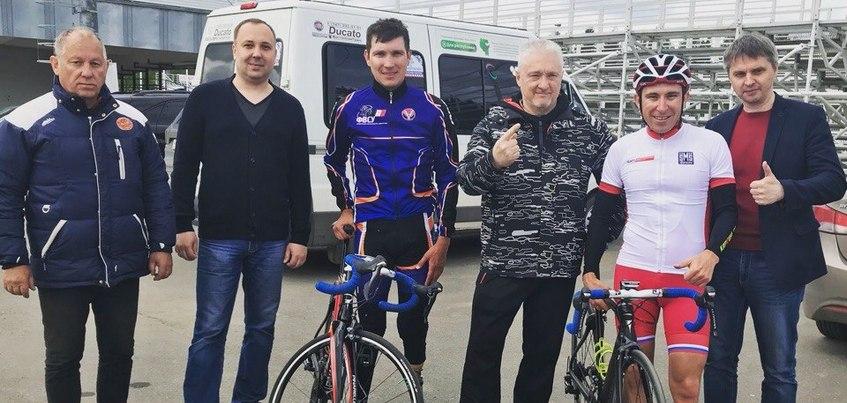 Паравелогонщики из Удмуртии завоевали четыре золота домашнего чемпионата России