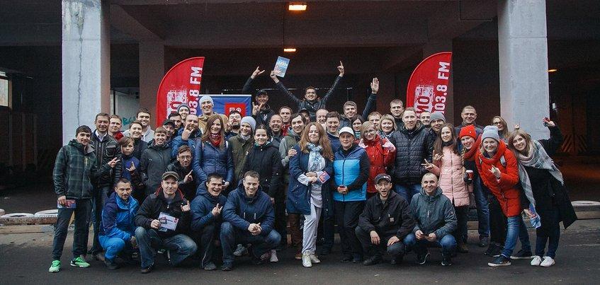 Рев моторов и адреналин: в Ижевске разыграли третью бочку бензина от «НАШЕго Радио»