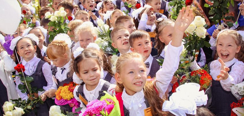 10 девчонок на 8 ребят: в Ижевске женское население преобладает над мужским