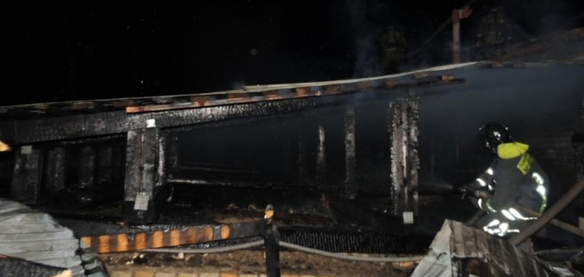 Баллоны с газом взорвались в воткинском автосервисе