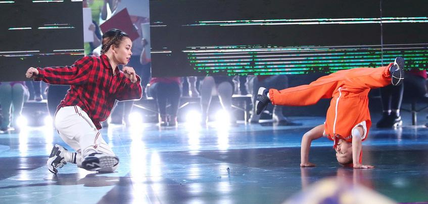 7-летний танцор из Ижевска вышел в финал телешоу талантов