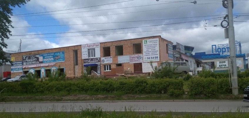 Новая парковка появится на улице Кирова в Ижевске
