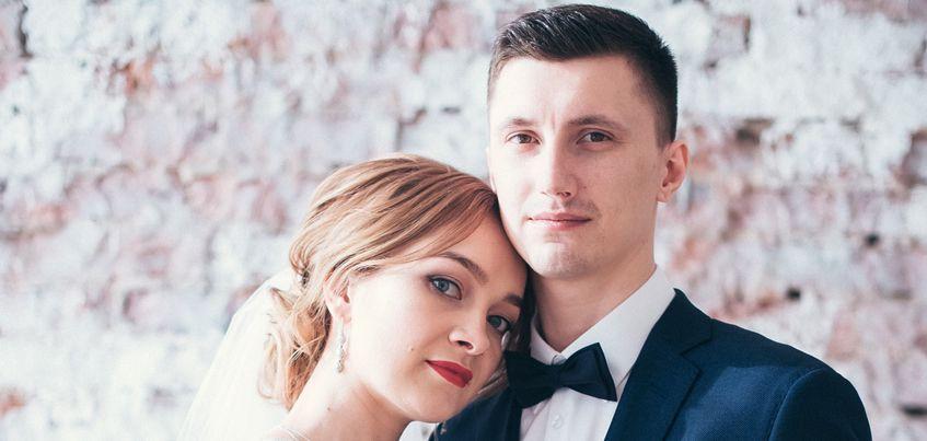 Ижевские молодожены: москвич влюбился в ижевчанку