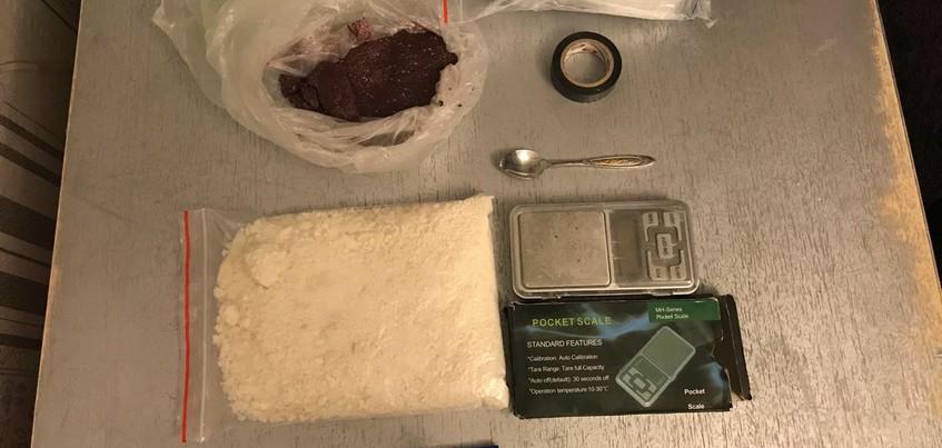 Более килограмма синтетических наркотиков изъяли в Ижевске