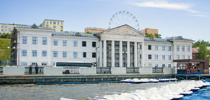 Гостиницу в здании бывшего Индустриального техникума в Ижевске откроют до конца года