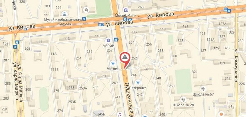 Переход напротив магазина «Урал» уберут в Ижевске