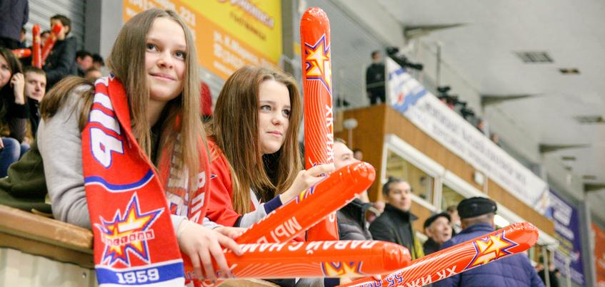 Хоккейная «Ижсталь» получила гарантии финансирования на новый сезон