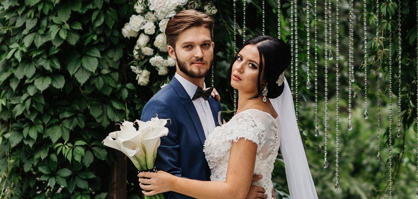 Ижевские молодожены: сыграли свадьбу в стиле «Звездных войн»