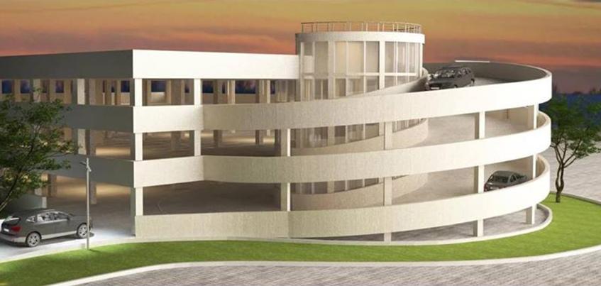 Первую многоуровневую парковку планируют построить в Ижевске