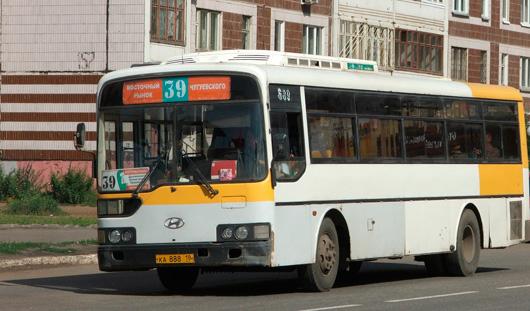 Ижевчане предлагают оборудовать общественный транспорт «тревожными кнопками»