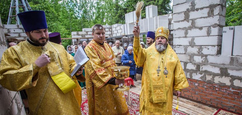 Новый храм появится в городке Металлургов в Ижевске