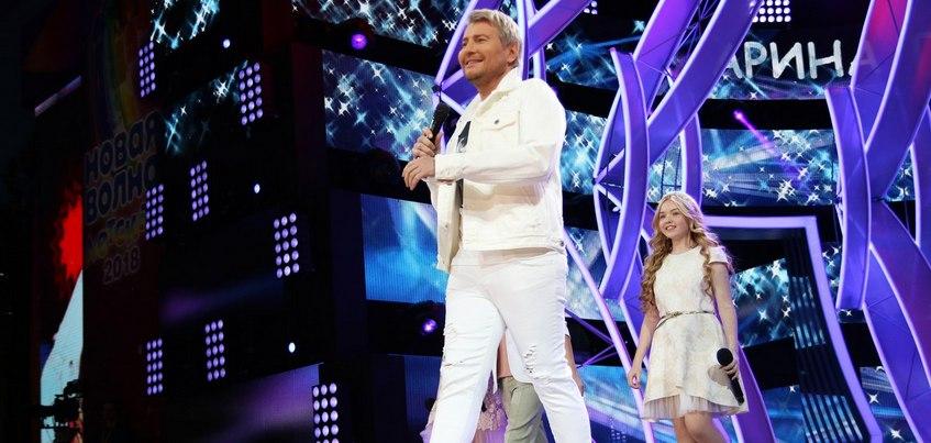 Юная ижевчанка спела с Николаем Басковым на международном конкурсе