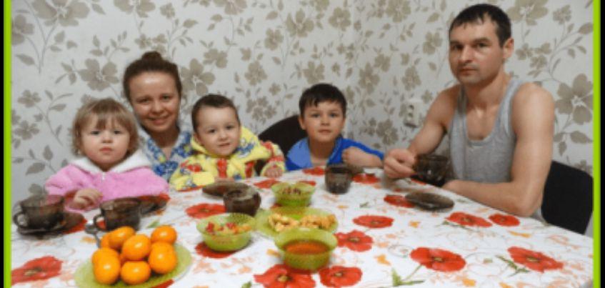Семья из Удмуртии вышла в финал Всероссийского конкурса «Семья года-2018»