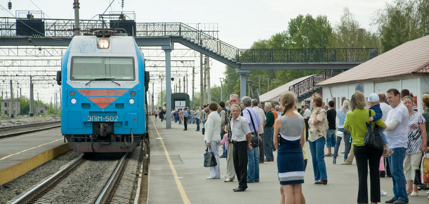 Новое расписание поезда Ижевск – Балезино запустят 20 июня