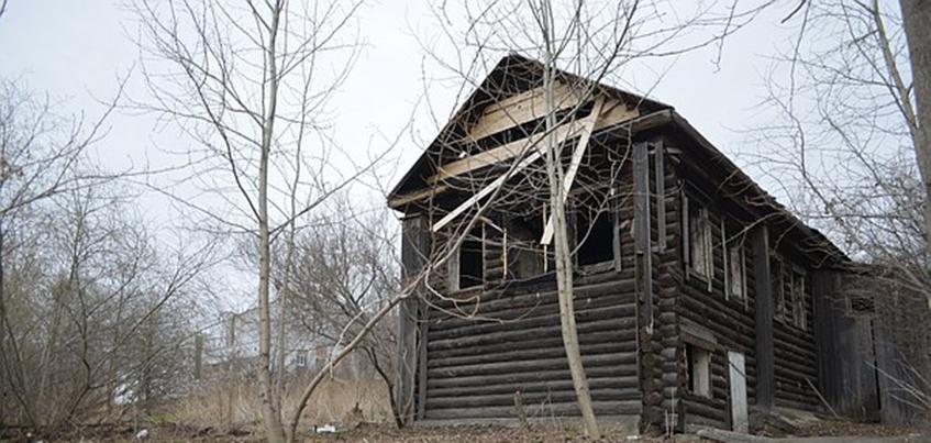 В Ижевске сгорел дом-музей Ивана Пастухова