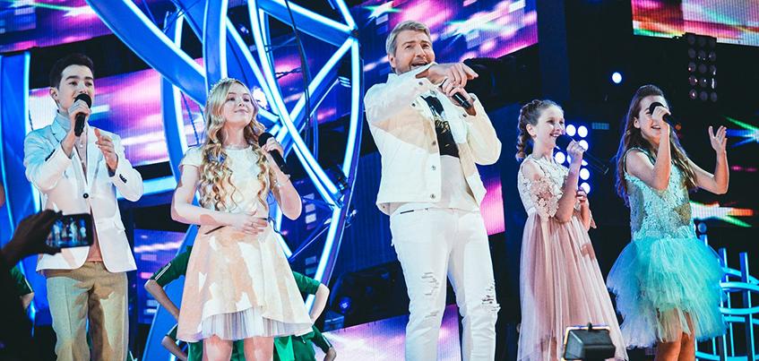 Мама юной ижевчанки, которая спела с Николаем Басковым: «Все снималось с первого дубля, никаких повторов»