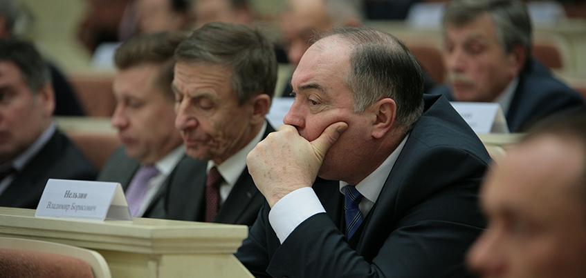 Владимир Нельзин сложит полномочия депутата Госсовета Удмуртии