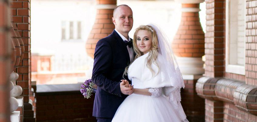 Ижевские молодожены: «Позвонил и сказал: «В апреле у нас свадьба!»